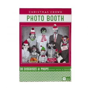 Christmas Crown Photo Booth