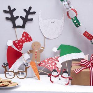 Christmas Photo Booths