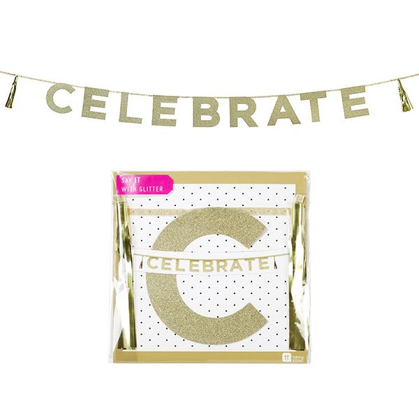 Celebrate Hen Night Banner