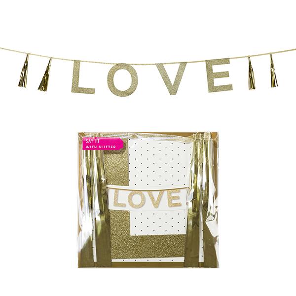 Love Hen Night Banner