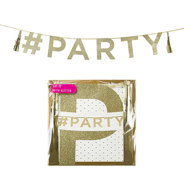 Party Hen Night Banner