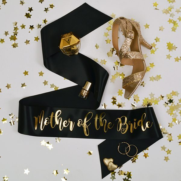 Team Bride Hen Party Sashes