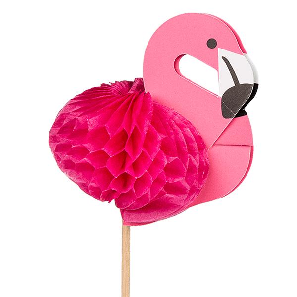 Flamingo Food Picks
