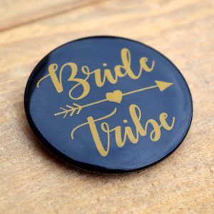 Bride Tribe Hen Party Badge