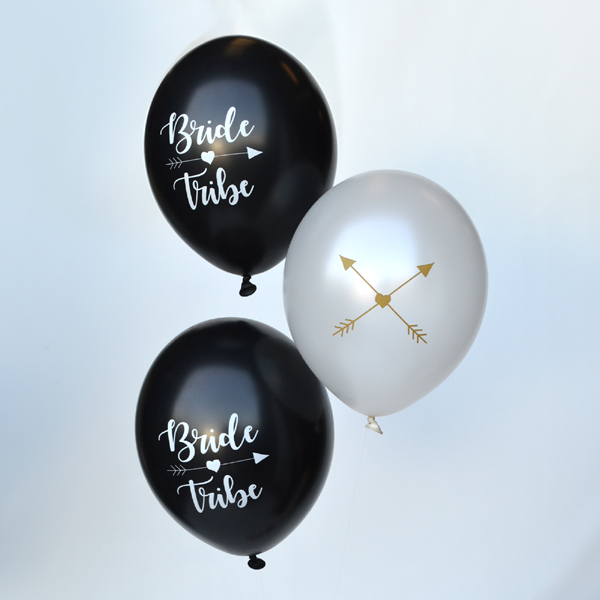 Bride Tribe Hen Party Balloons