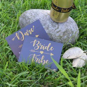 Bride Tribe Hen Party Dare Cards