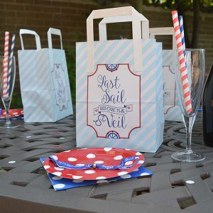 Sailor Theme Hen Night Accessories