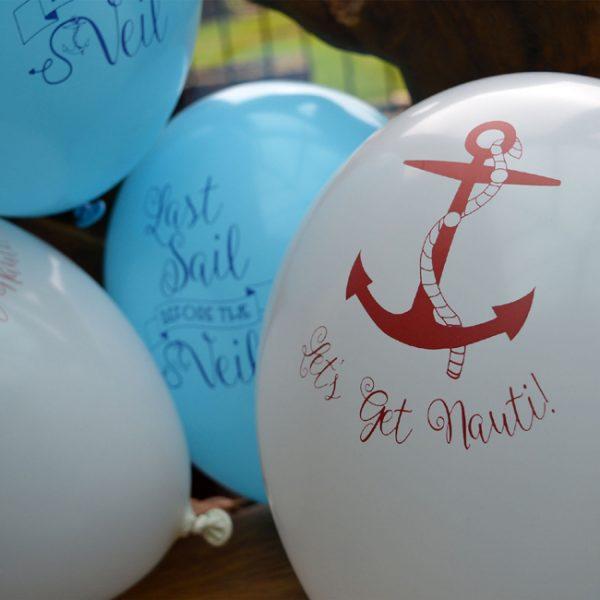 Sailor Hen Party Balloons