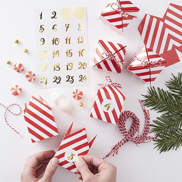 Christmas Advent Calendar Boxes