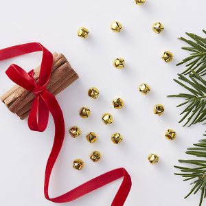 Gold Bell Confetti