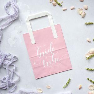 Pink Bride Tribe Hen Party Bag