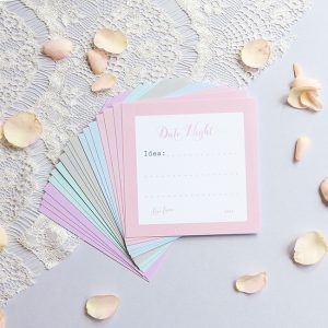 Pastel Bride Tribe Date Night