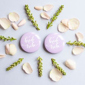 Lilac Bride Tribe Badges