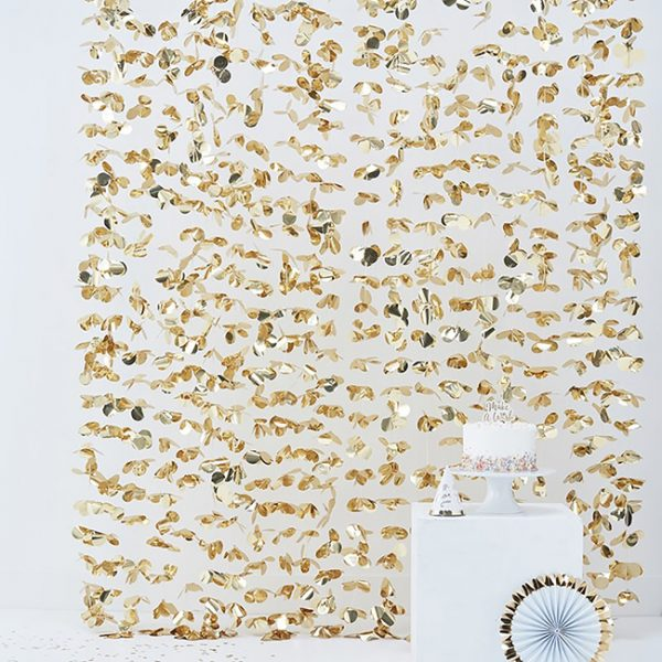 Gold Photo Backdrop