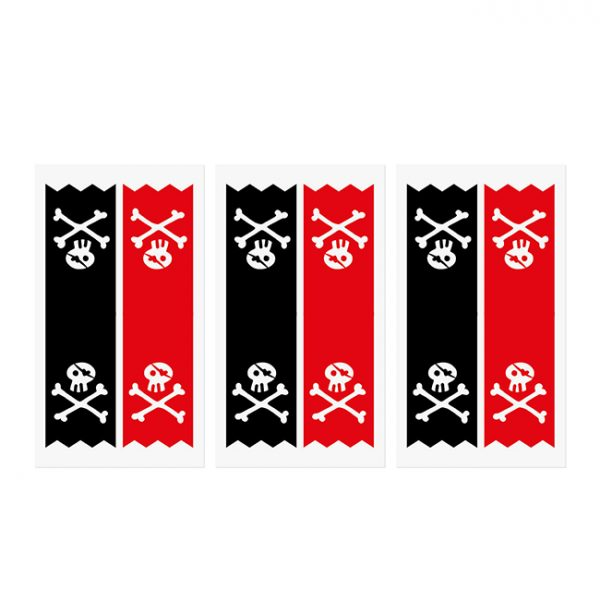 Pirate Party Bag Stickers