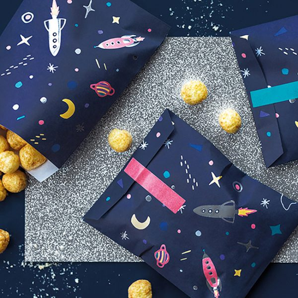 Space Party Bags