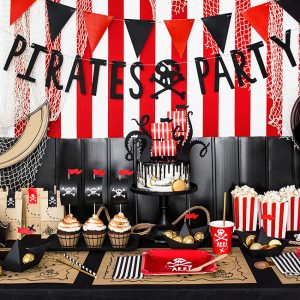 Pirate Party Range