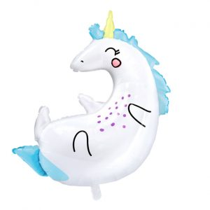 Unicorn Party Unicorn Foil Balloon