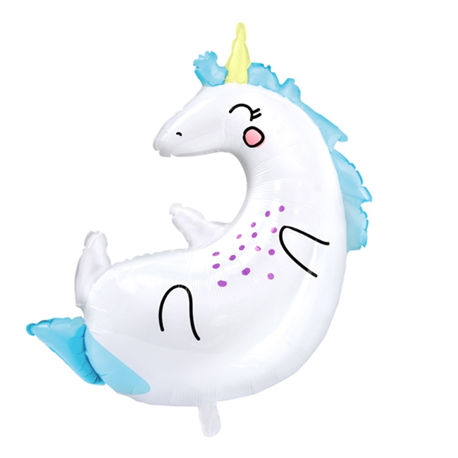 Unicorn Party Unicorn Foil Balloon