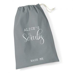 Personalised Scrubs Uniform Bag