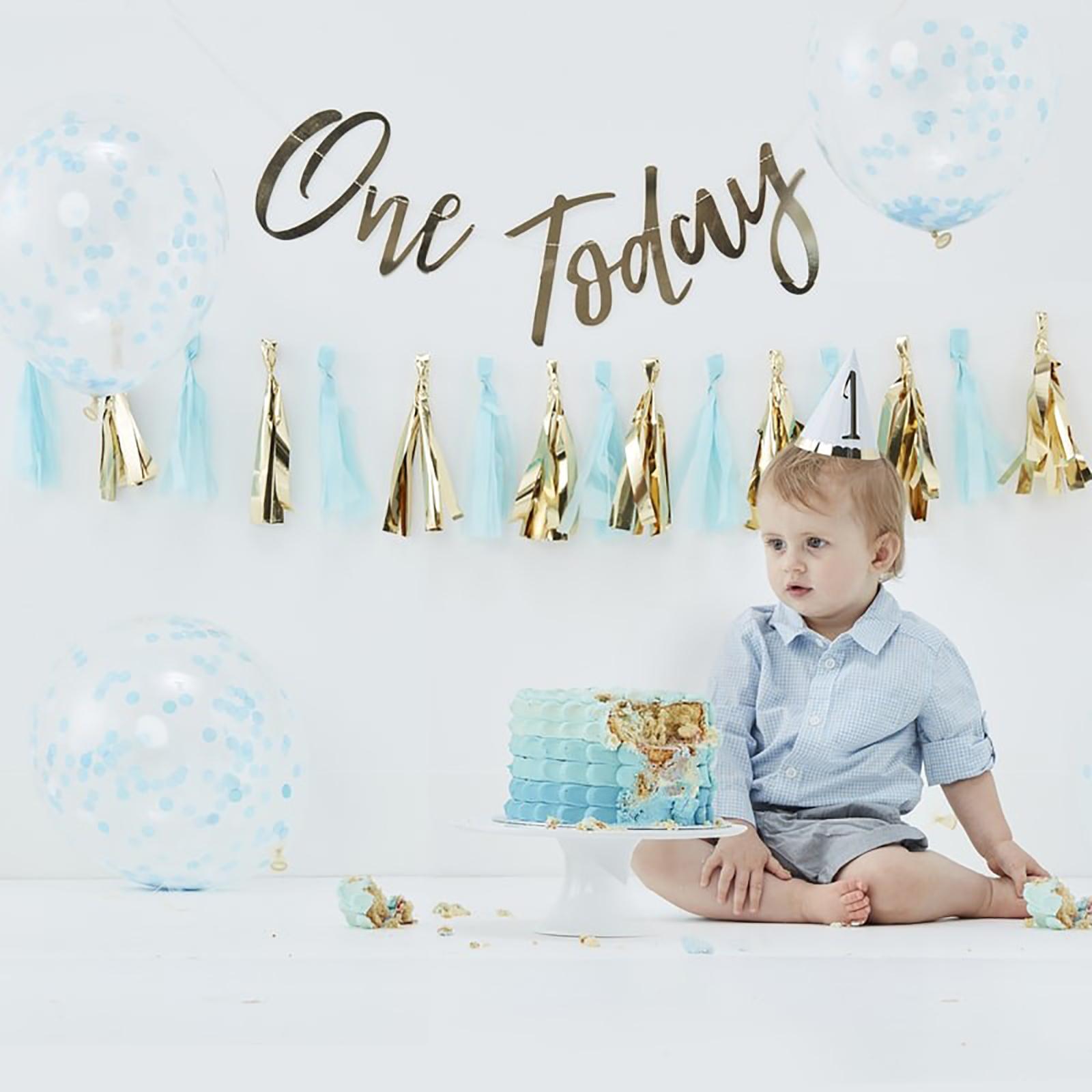 Fabulous Boys 1St Birthday Cake Smash Kit Complete First Birthday Diy Personalised Birthday Cards Vishlily Jamesorg