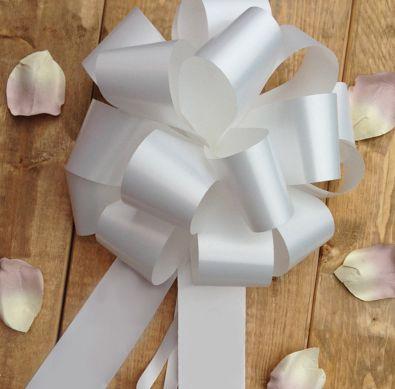 Plain Handmade Bonnet Bows