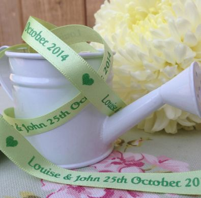 10mm Personalised Ribbon