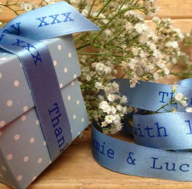 15mm Personalised Ribbon