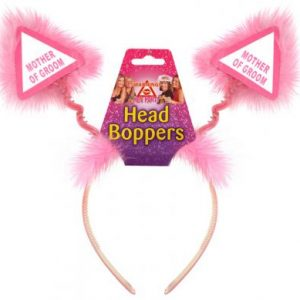Mother of the Groom Head Bopper