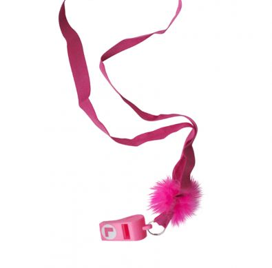 Hen Party L Plate Whistle