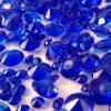 Royal Blue Table Crystals