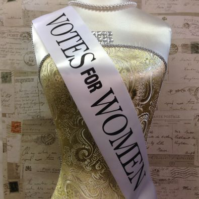 Votes for Women Sash