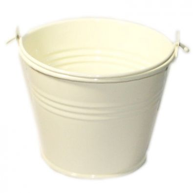 Ivory Miniature Bucket