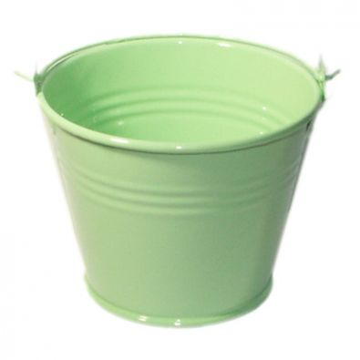 Apple Green Miniature Bucket