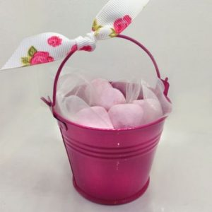 Fuchsia Miniature Bucket