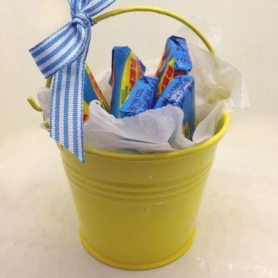 Yellow Miniature Bucket